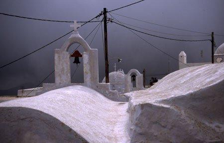 Amorgos Chora Kirchen