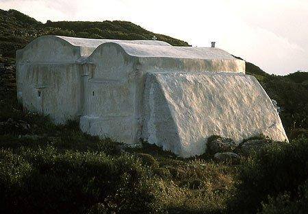 Amorgos Doppelkirche