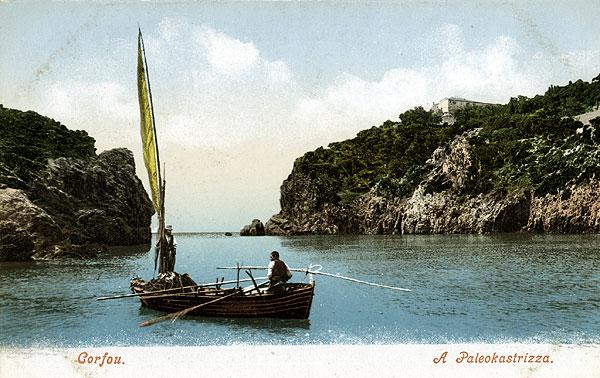 Korfu Paleokastritsa