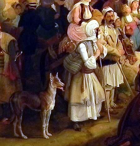 Peter von Hess Hund