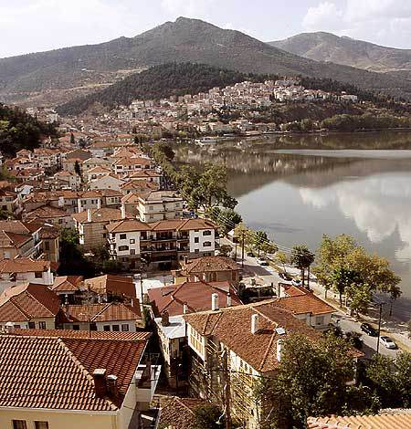 Kastoria vom Filoxenia