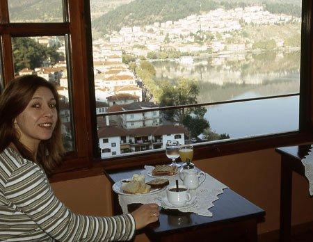 Filoxenia Kastoria Frühstück