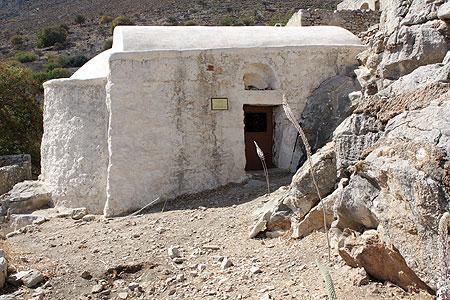 Mikro Horio Soteras Kapelle