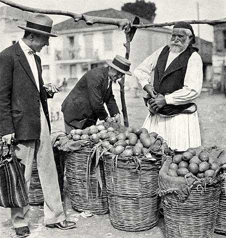 Tripolis Markt