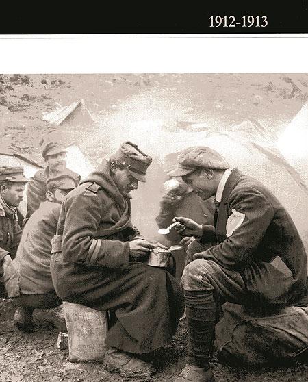 Balkankrieg Kriegsreporter