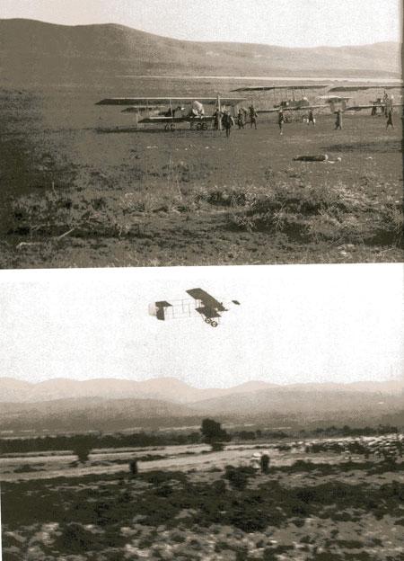 Griechische Luftwaffe 1912