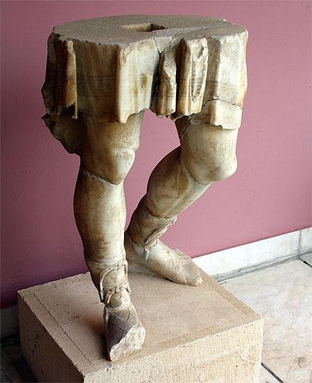 Tinos Museum Soldat