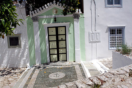 Hydra historisches Haus
