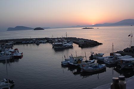 Kamini Hafen Hydra