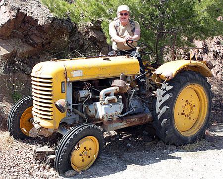 Hydra Traktor Ochsner