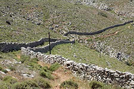 Hydra Fußweg Zourvas