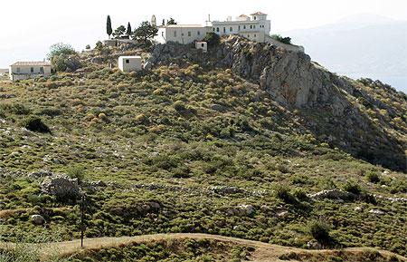 Hydra Aghia Triada Kloster