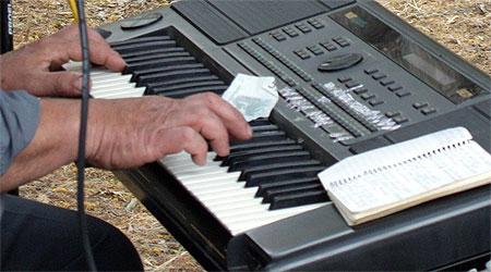 Panagiri Musik Trinkgeld