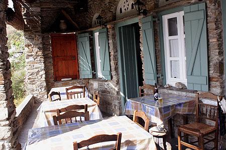 Tinos Agapi Cafe