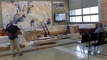 Marmor Museum Pyrgos
