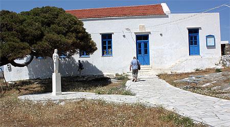 Kunstschule Pyrgos Tinos 2