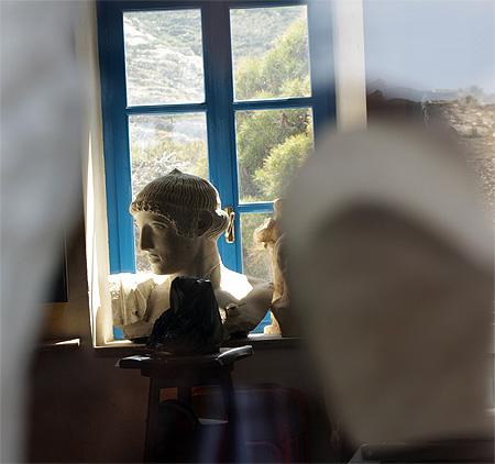 Kunstschule Pyrgos Tinos