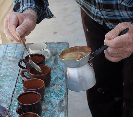 Marios Kaffee