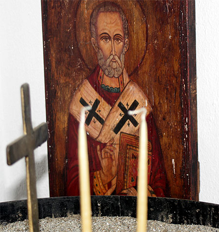 Agios Athanasios Kerzen