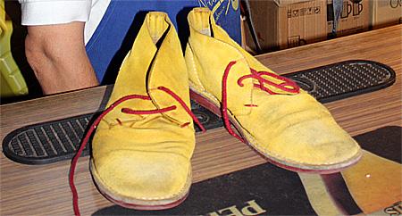 Apostolis Schuhe