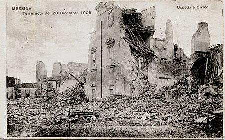 Messina Erdbeben 1