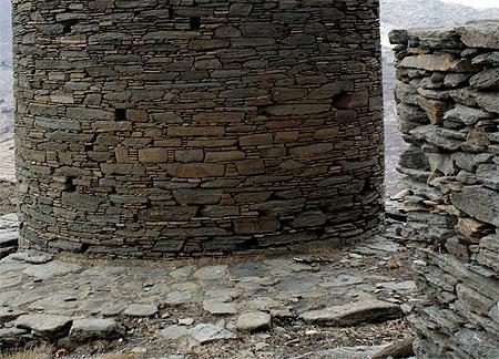 Mühle Mauer