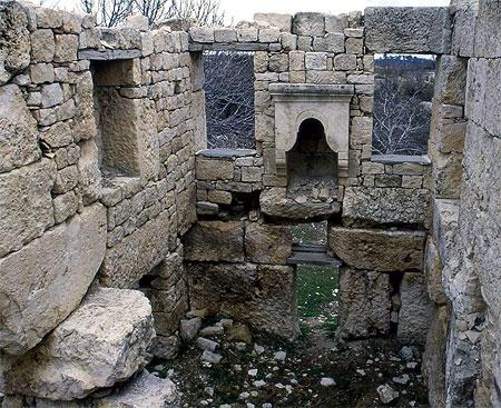 Uzuncaburc Ruine