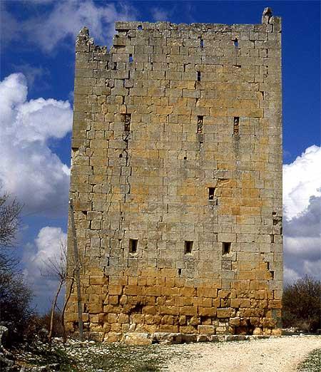 Hellenistischer Wachturm