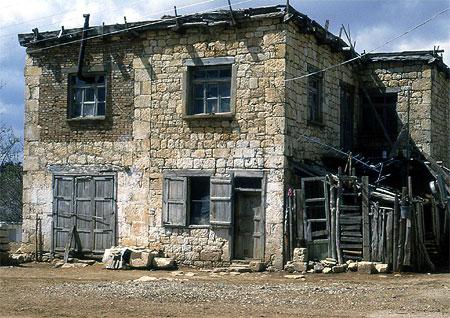 Türkisches Bauernhaus