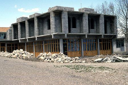 Dorfzentrum Uzuncaburc