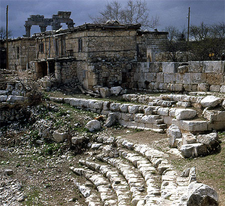 Diokaisareia Theater