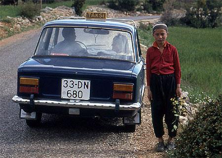 Taxi Lada