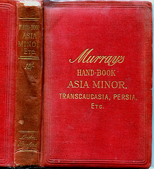 Murrays Asia Minor 1895