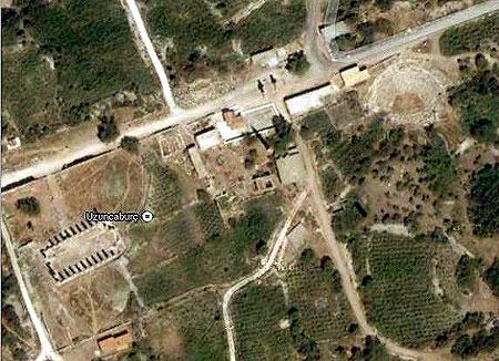 Google Earth Uzuncaburc