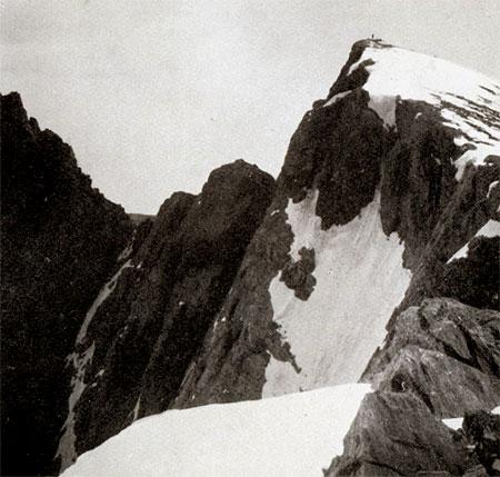 Skala Gipfel Olymp