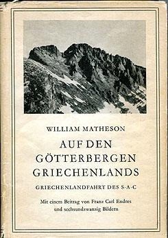 Matheson Götterberge