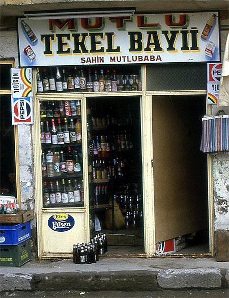 Nevshehir Liquor Store