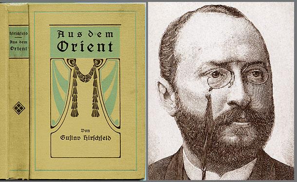 Gustav Hirschfeld Orient