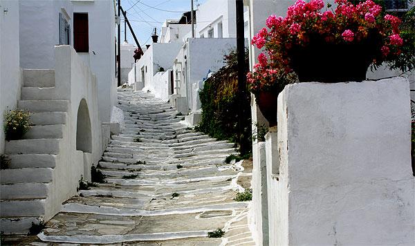 Sifnos Fußweg