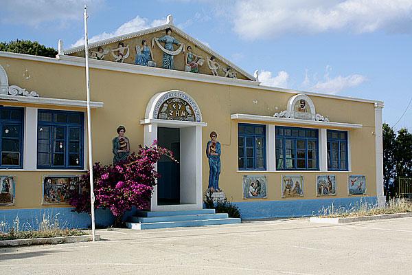 Diafani Schule