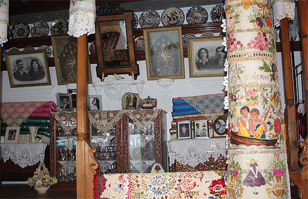 Mesochori Haus
