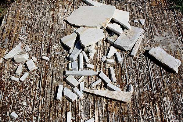 Vathy Tinos Marmor