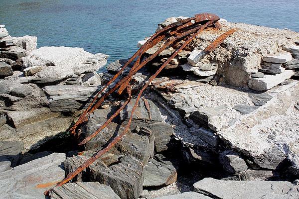Vathy Pier