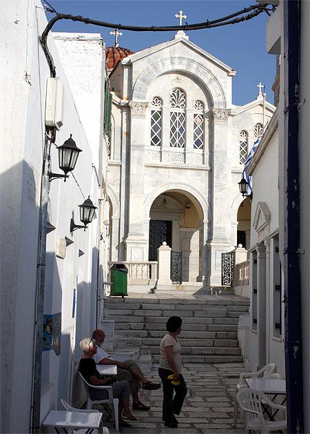 Isternia Kirche