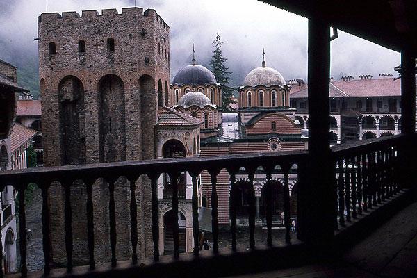 Rila Kloster Chreljo Turm