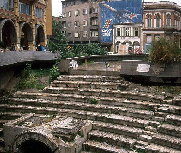 Plovdiv Römisches Theater