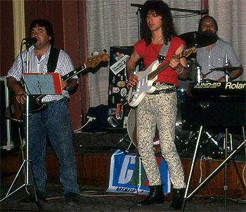 Band Trimontium Hotel