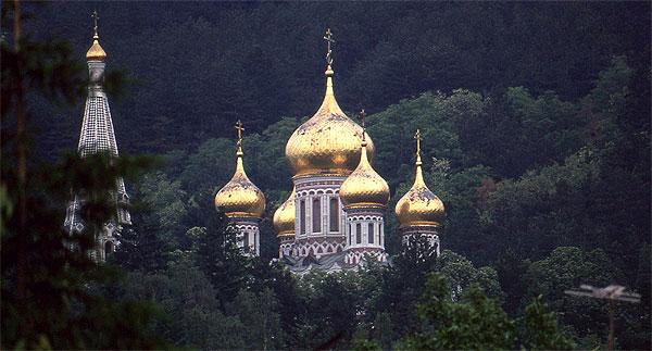 Schipka Pass Kirche