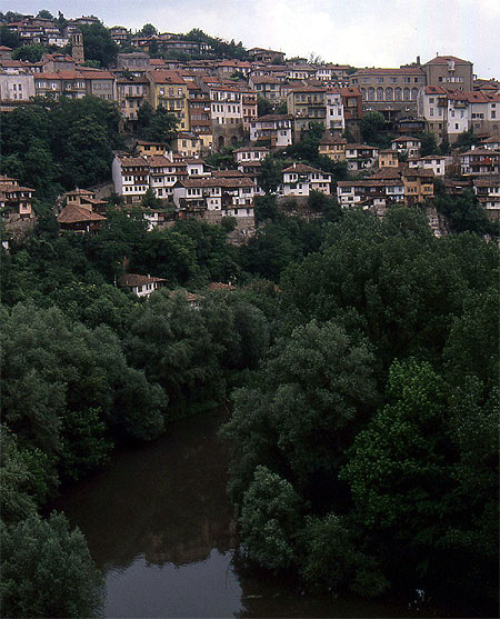 Veliko Tarnovo und Jantra