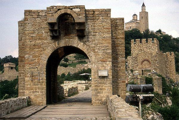 Zarewetz Festung